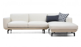Alto Leather Corner Sofa