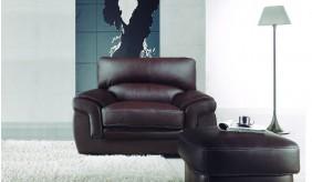 Bachelli Leather Armchair
