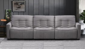 Rosetta 4 Seater Recliner Sofa
