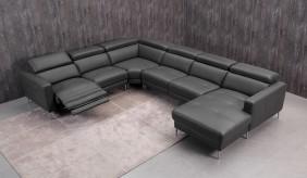 Certosa U Shape Recliner Sofa