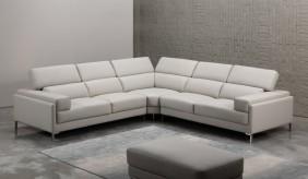 Clio Leather Modular Sofa