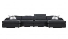 Cloella U Shape Sofa