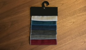 Bido Fabric Samples - WD3231 & CNO