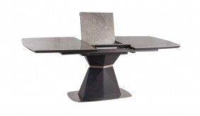 Zircon Ceramic Extending Dining Table