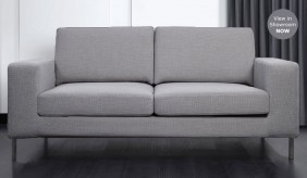 Cosmos 3 Seater Sofa
