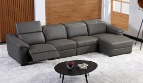 Forza Large Electric Recliner Corner Sofa