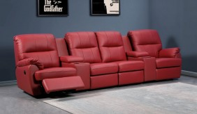 Horizon Home Cinema 4 Seater