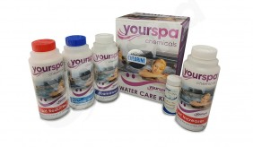 Yourspa Water Care Kit - Chlorine