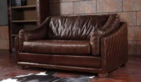 Hoxton Vintage Leather - 2 Seater Sofa