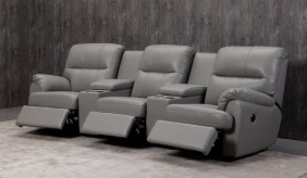 Horizon Home Cinema 3 Seater
