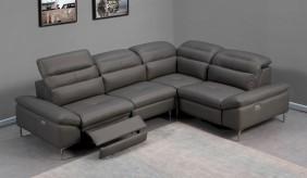 Jenson Corner Electric Recliner Sofa