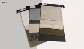Khobus Fabric Samples - Set A