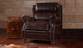 Landsdowne Antique Leather - Armchair