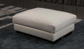 Lazydays Fabric Footstool