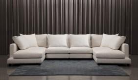 Lazydays U-Shape Sofa