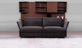 Millau 3 Seater Velvet Sofa