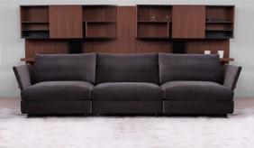 Millau 4 Seater Velvet Sofa