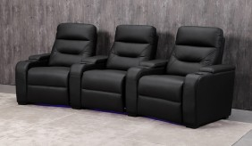 Universal 3 Cinema Chairs