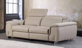 Monza 3 Seater Electric Recliner Sofa
