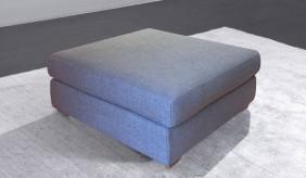 Munich Fabric Footstool