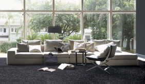 Munich L Shape Sofa