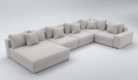 Munich U-Shape Sofa