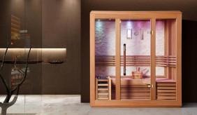 Nevada 3-4 Person 12D23 Sauna Room