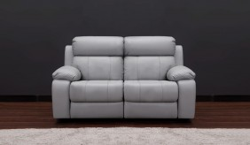 Novell Slim Recliner 2 Seater Sofa