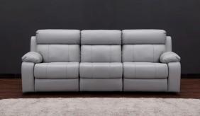 Novell Slim Recliner 3 Seater Sofa