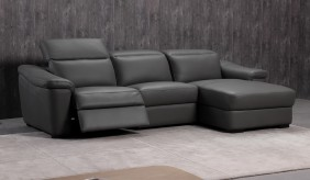 Forza Electric Recliner Corner Sofa