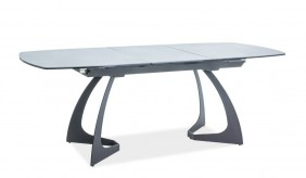 Omega Ceramic Extending Dining Table