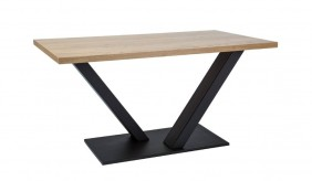 Valda Oak 150 Dining Table