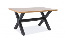 Torne Oak 150 Dining Table