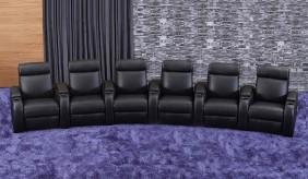 Paramount 6 Home Cinema Seating