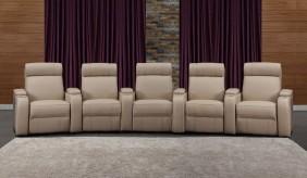 Paramount + 5 Home Cinema Seating