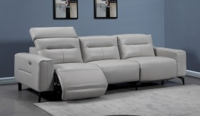 Perini 4 Seater Electric Recliner Sofa