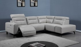 Perini Electric Recliner Corner Sofa