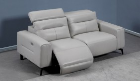 Perini 3 Seater Electric Recliner Sofa