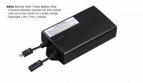 AKKU Recliner Sofa Battery Pack