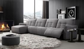 Rosetta Large Recliner Corner Sofa