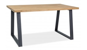 Norden Oak 180 Dining Table
