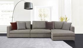 Tonini Fabric L Shape Sofa