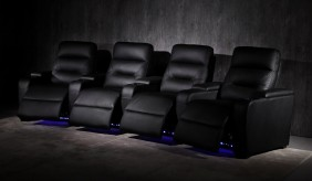 Universal 4 Cinema Chairs
