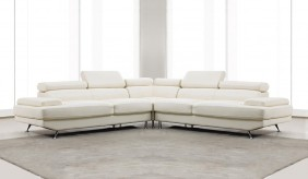 Vincenzo L-Shaped Sofa