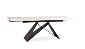 Epsilon III Extending Ceramic Table