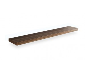 Ikon Floating Shelf - 112cm - Walnut