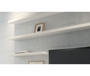 Ikon Floating Shelf - 112cm - White