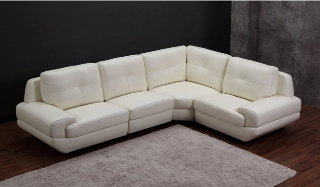 Outstanding Armani Modular Corner Leather Sofa Top Grain Leather Ibusinesslaw Wood Chair Design Ideas Ibusinesslaworg