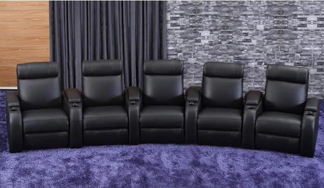Paramount 5 Home Cinema Seating