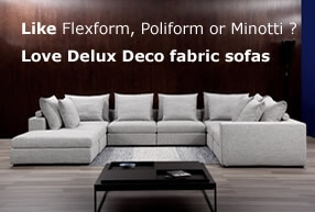Flexform, Poliform, Minotti